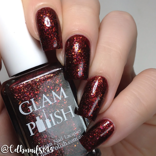 Glam Polish-I May Be Dead, But I'm Still Pretty