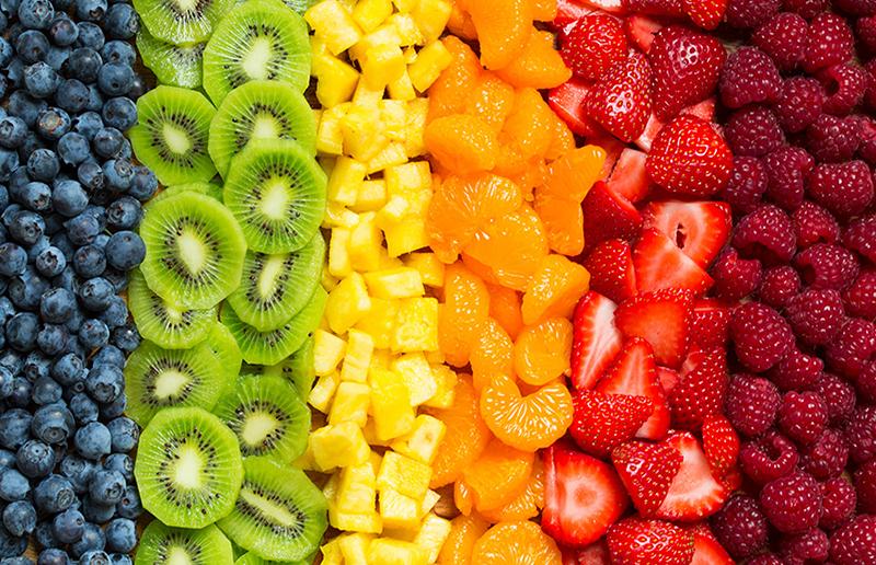Muitas receitas para preparar com frutas, vem escolher a sua favorita!