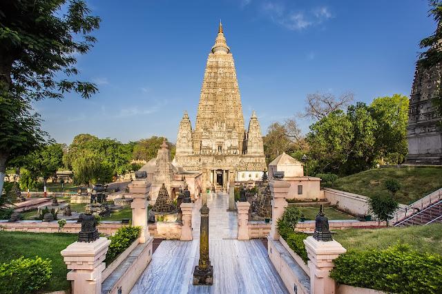 bodh-gaya-mahabodhi-temple-Mahabodhi-sanctuary