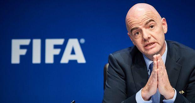 FIFA muốn mời đội bóng đến Nga dự trận chung kết World cup 2018 - Win2888vn