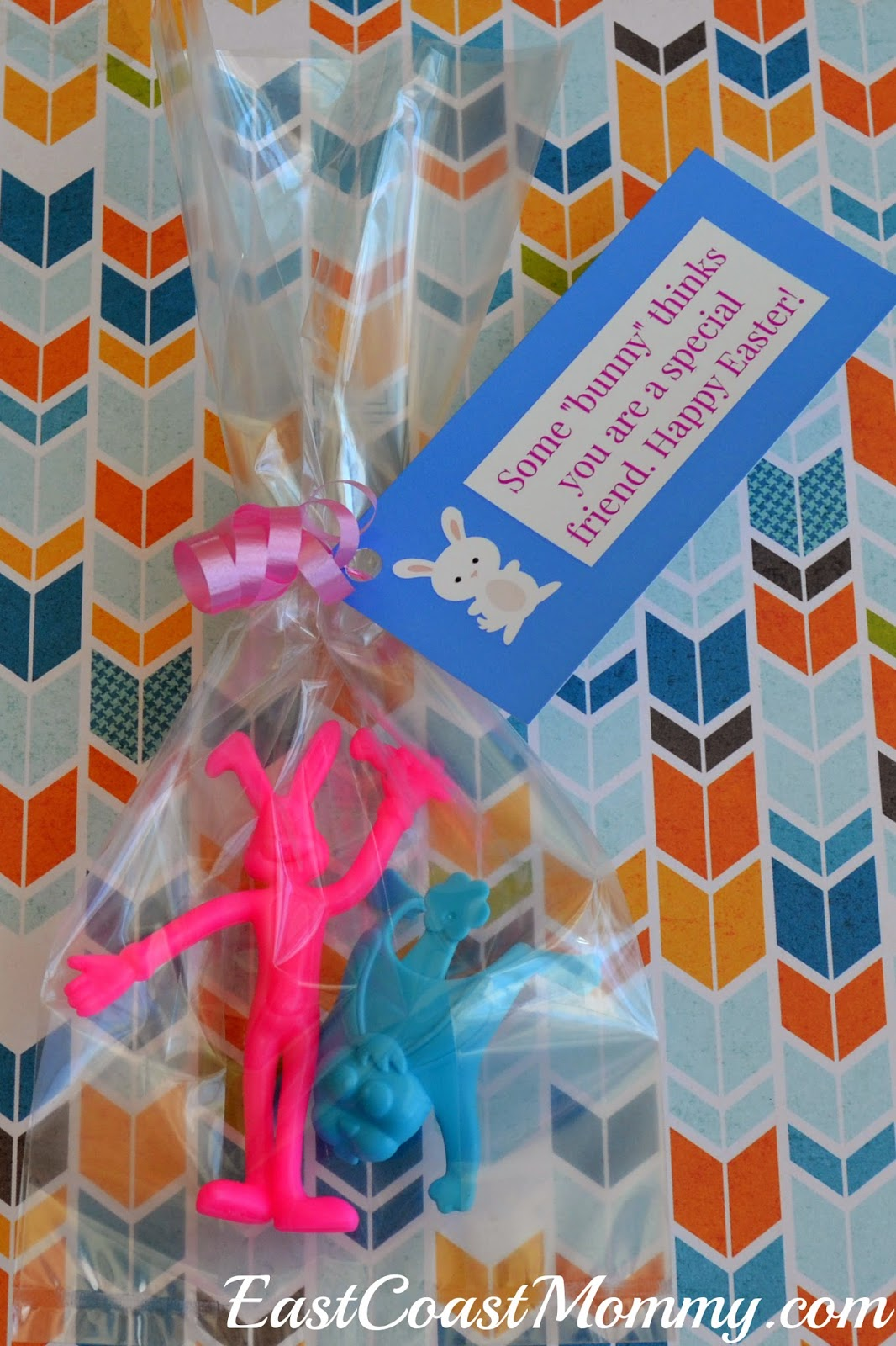East coast mommy easter bunny treats with free printable tags negle Gallery