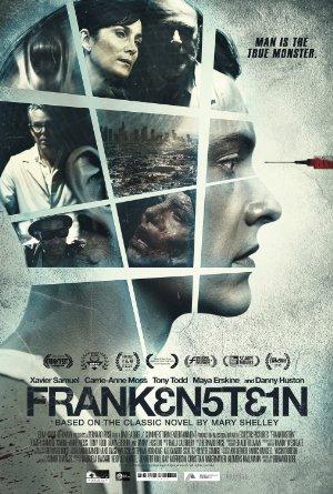 Poster Frankenstein 2015