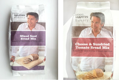 James Martin, bread, bread mix