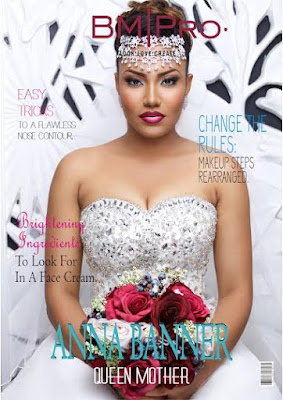 Anna Banner stuns on BM/Pro May cover (see photos)