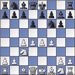 Partida de ajedrez Joaquim Travesset vs. Pedro Cherta después de 5.f4