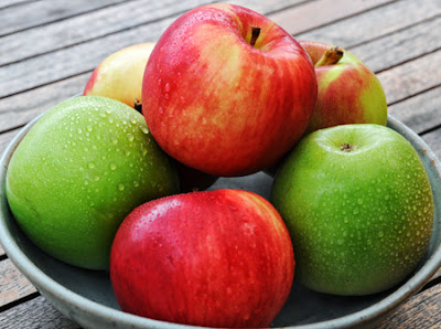 فوائد التفاح الاخضر للرجيم