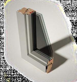 Деревянные окна Doleta