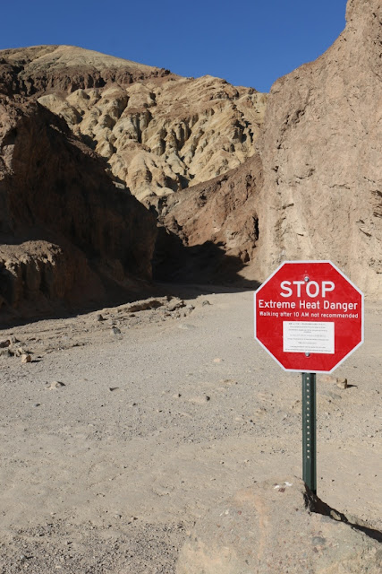 Death Valley, Nevada, California, Wüste