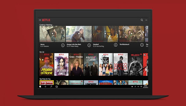 أداتان للوصول إلى  الأفلام السرية والمحتوى المخفي في Netflix
