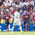 Marcelo é expulso e Real Madrid empata a segunda partida seguida no Santiago Bernabéu