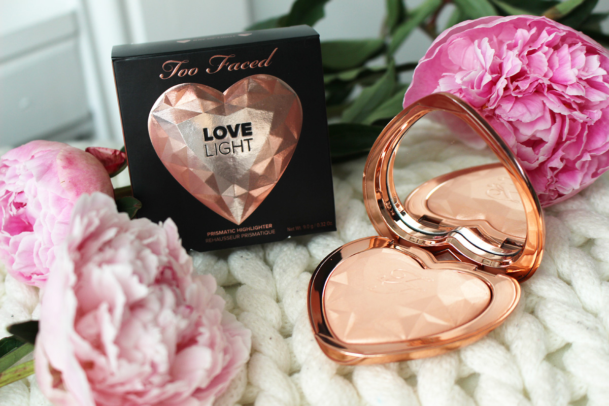 bfde2f8b6c6 This Too Faced Prismatic Love Light Highlighter (£25.00) in shade Ray Of  Light has been my go to ...