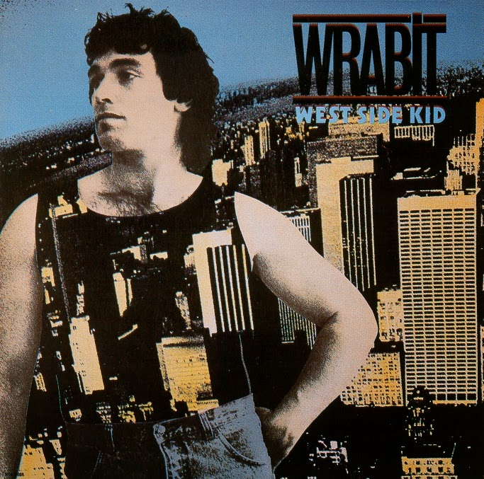 Wrabit West side kid 1983 aor melodic rock