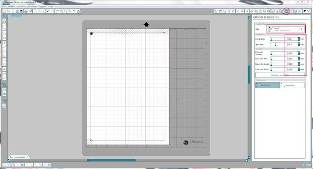 Come utilizzare singoli file .png nella modalità Print & Cut | Silhouette Cameo step1