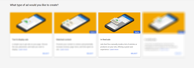 Cara Mudah Menambah Iklan In-Feed Google Adsense