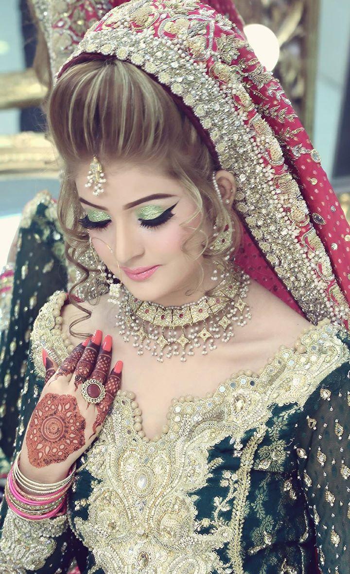 KASHEES Bridal iHairstylei Fashion Make up iBeautyi iParlouri