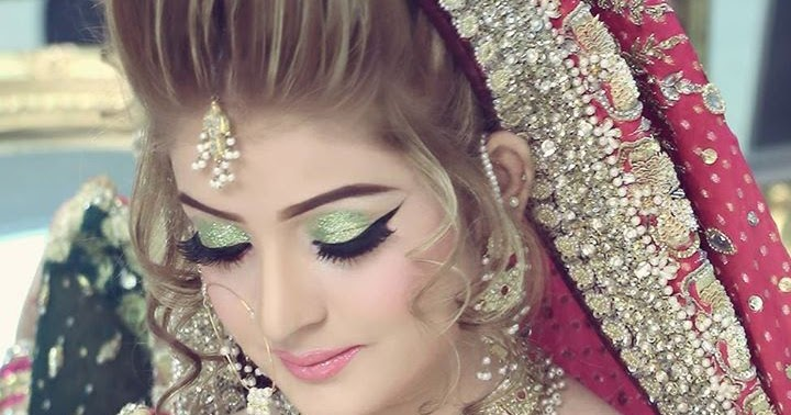 KASHEES Bridal Hairstyle Fashion Make Up Beauty Parlour