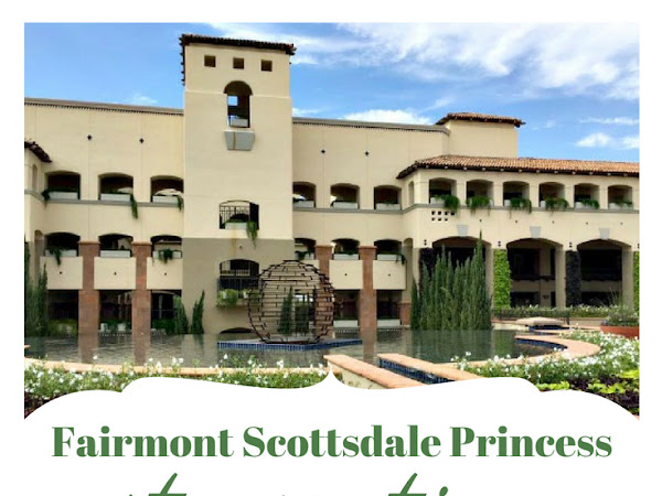 Fairmont Scottsdale Princess Staycation