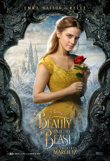 Beauty and the Beast (2017) Poster Emma Watson