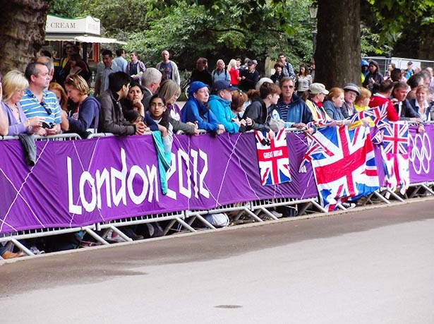 Women's triathlon at the London 2012 Olympic Games