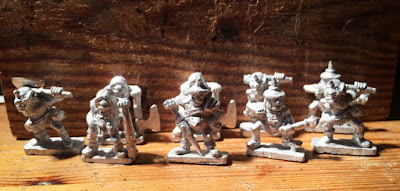 Full Unit of 9 Ogres picture 2