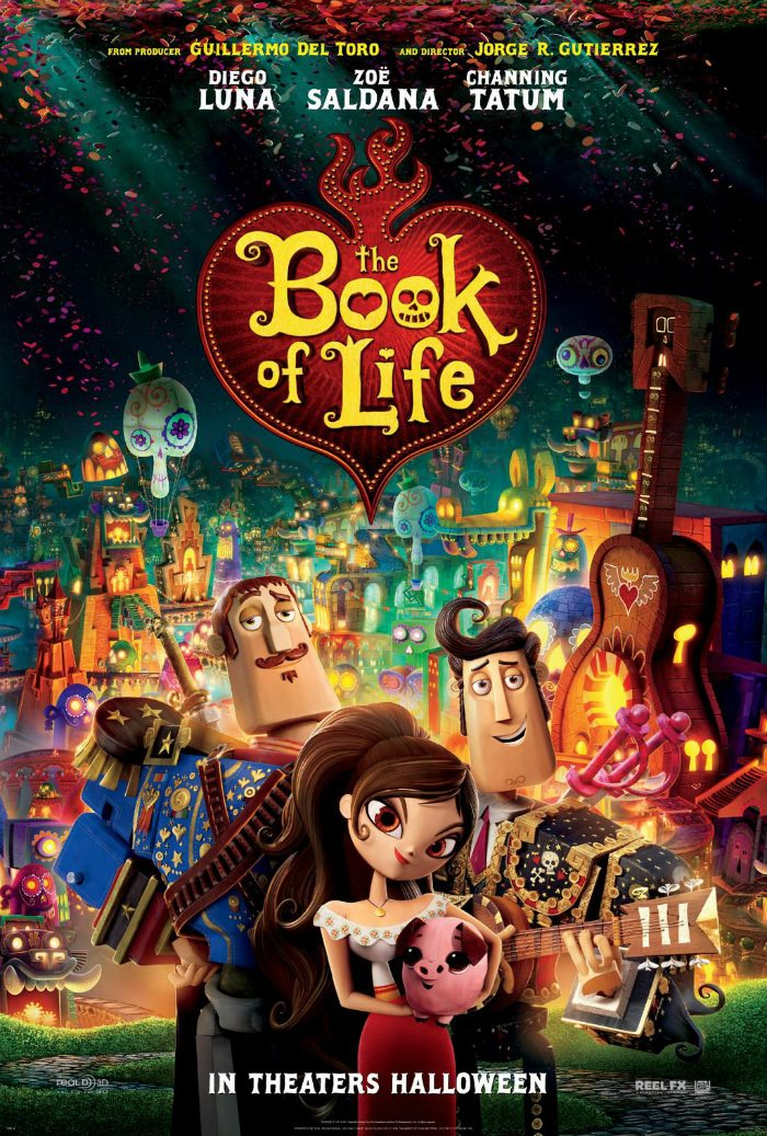Poster: Book of Life