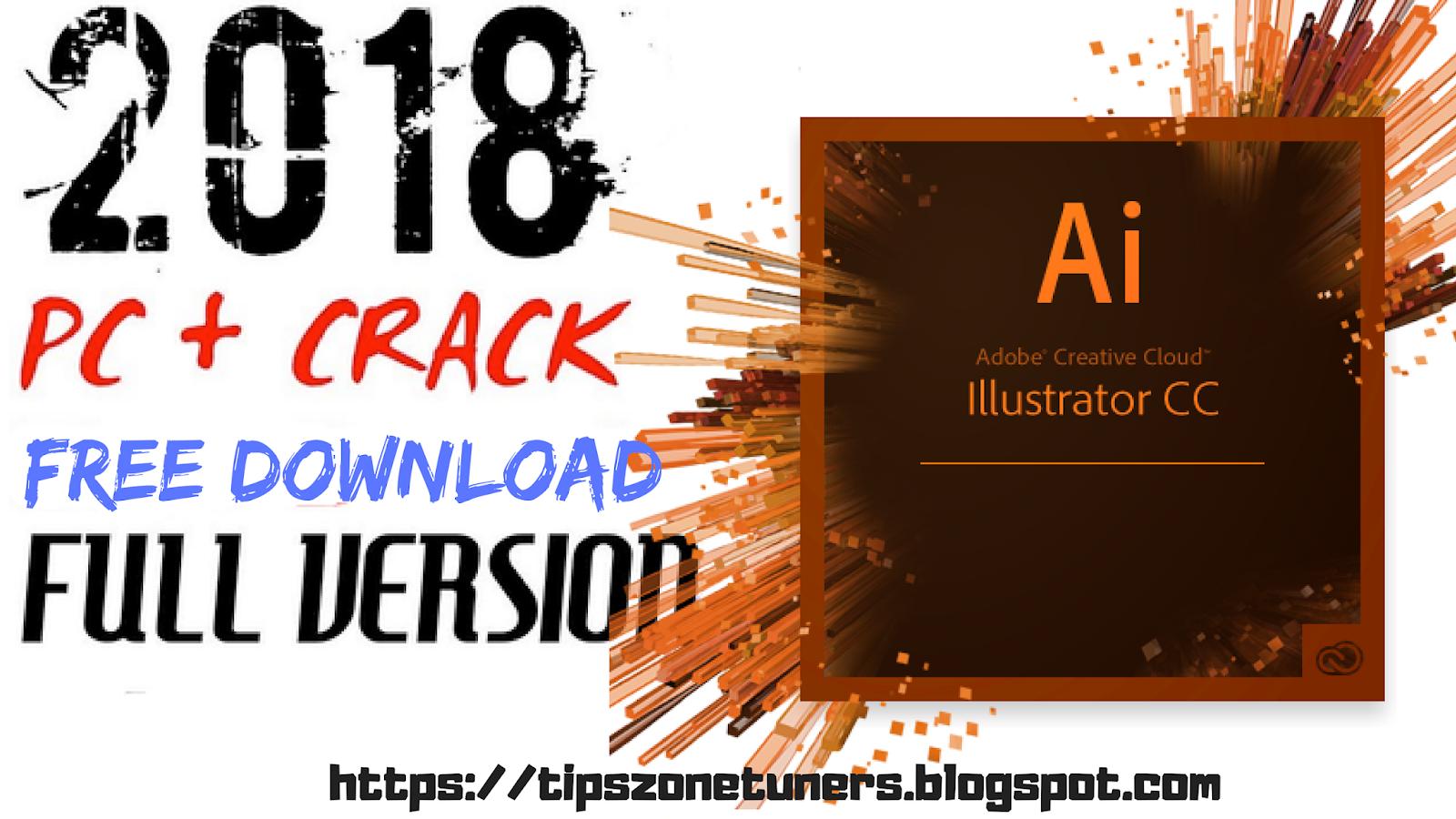 free download adobe illustrator cc 2018 full version