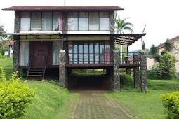 Villa Blok  S No 3 Penginapan Villa Lembang 2 Kamar