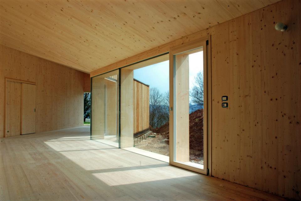 Una casa di 100 mq a euro e 39 un progetto gi - Progetto casa 100 mq ...