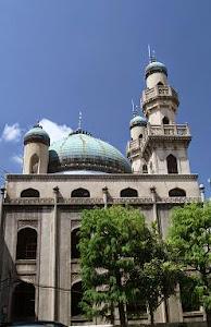 Sensasi Wisata Muslim Masjid Kobe