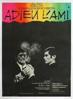 Adiós, amigo (1968) Accion con Alain Delon