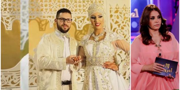 فاطمة خير تدافع عن كوبل مكناس صفاء ومحمد وتؤكد شرعية مشاركتهما في لالة العروسة