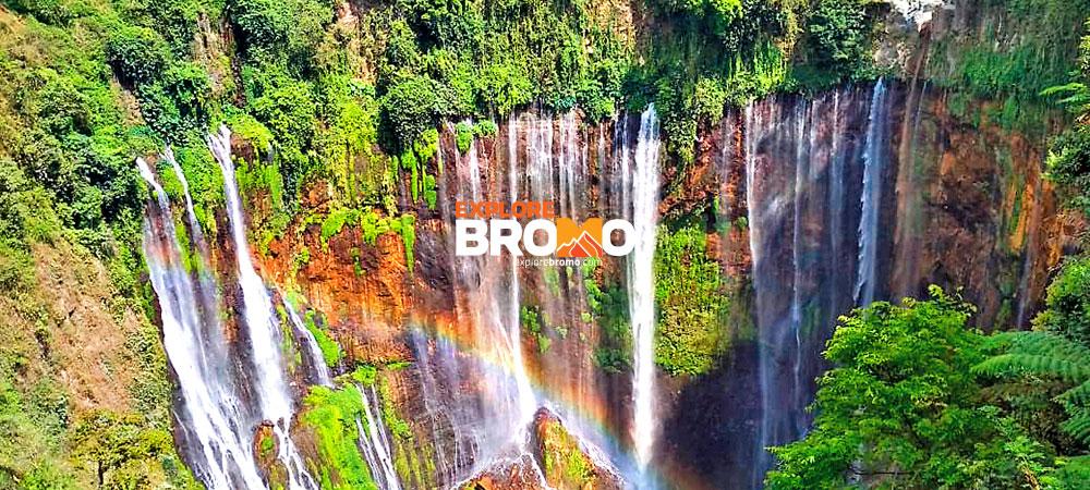 Air Terjun Tumpak Sewu Ini Dia Niagaranya Indonesia Wisata Gunung Bromo Tengger Semeru