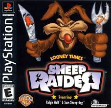 Looney Toons Sheep Raider - PS1 - ISOs Download