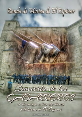 Concierto de la Banda de Música de El Espinar