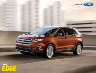 Downloadable 2017 Ford Edge Brochure