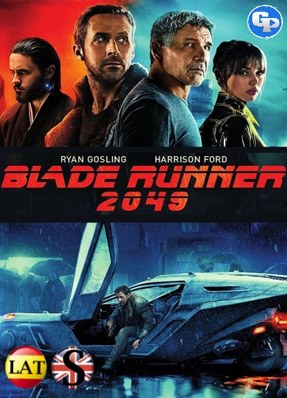 Blade Runner 2049 (2017) HD 720P LATINO/INGLES