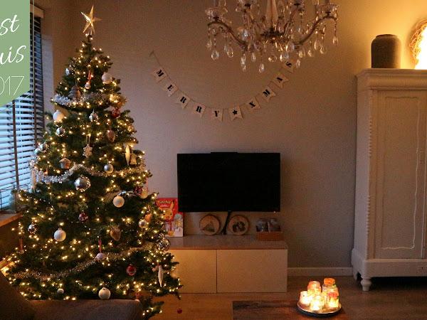 Kerst in huis!