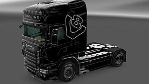 Scania RJL skin pack