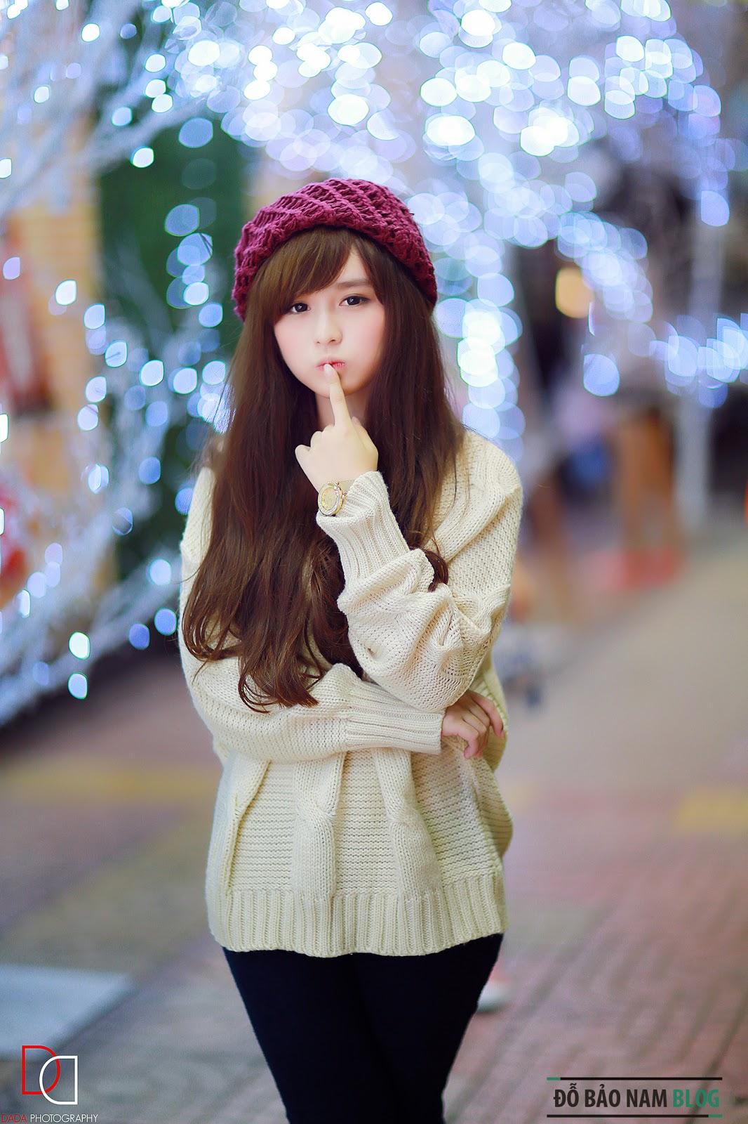 Ảnh đẹp girl xinh mới nhất 2014 được tuyển chọn 08