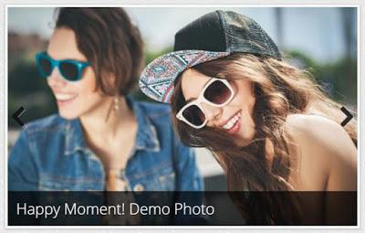 Widget slider featured blogger otomatis
