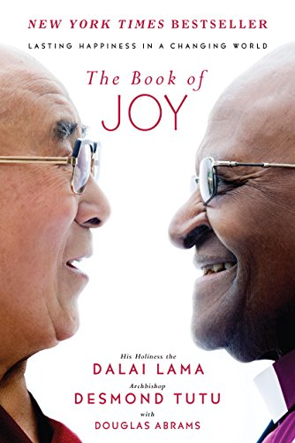 Dalai Lama, Desmond Tutu, Douglas Abrams, books, journals, inspiration, motivation, self-help, self-care, love yourself, joy