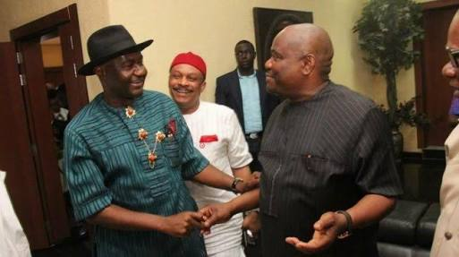Amaechi Reacts: Abe conspiring with Wike to pull me down