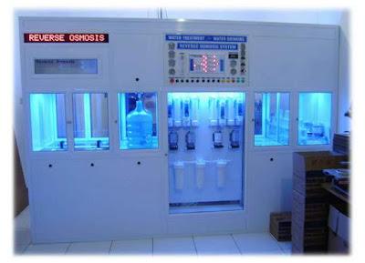 Harga mesin air isi ulang aneka model terbaru