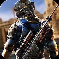 Sniper Man : Hit First 3D v1.0 Apk Latest Version Logo
