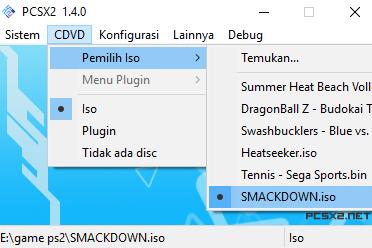 Cara Main PS2 di PC dengan Emulator PCSX2