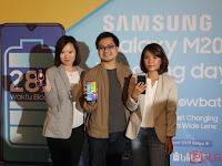 Samsung Luncurkan Galaxy M20 di Indonesia, Ini Harganya