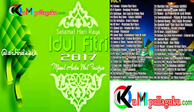 Lagu Hari Raya Idul Fitri Full Album 2017