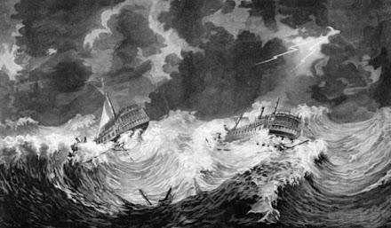 Ο μεγάλος τυφώνας του 1780 που ισοπέδωσε την Καραϊβική