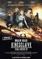 Kralın Kılıcı: Final Fantasy XV (2016) 720p Film indir