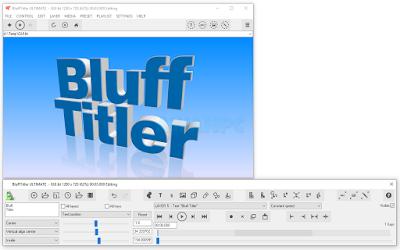 Screenshot BluffTitler Ultimate 13.7.0.0 Full Version